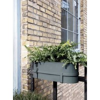 Bau Balcony plantenbak donkerblauw