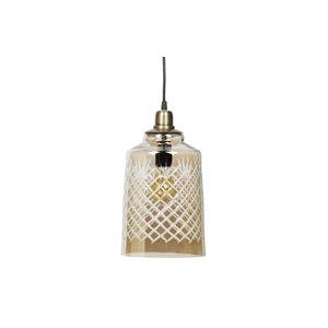 BePureHome Engrave hanglamp antiek messing Large