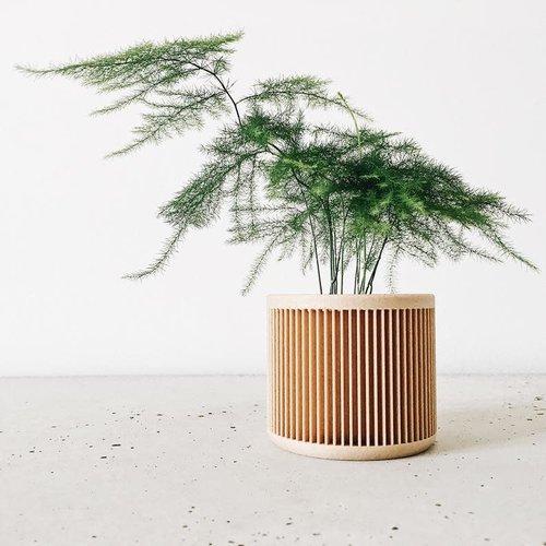 Minimum Design Japan bloempot natuur Ø 8,5 cm
