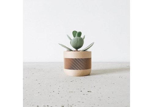Minimum Design Therma bloempot natuur Ø12cm