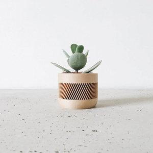 Minimum Design Therma bloempot natuur Ø8,5cm