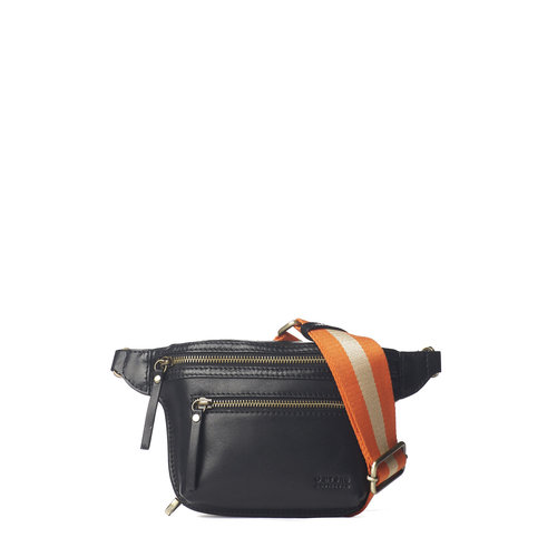 O My Bag Beck's bum bag - black stromboli leer