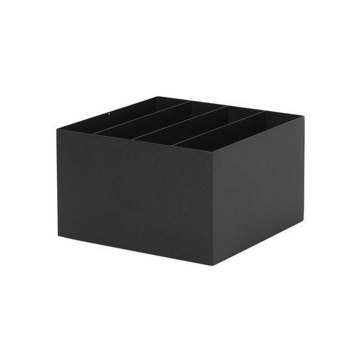 Ferm Living Plant Box verdeler zwart