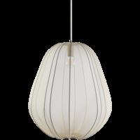 Balloon hanglamp ivoor groot