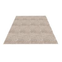 Braid tapijt lichtgrijs TOONZAALMODEL