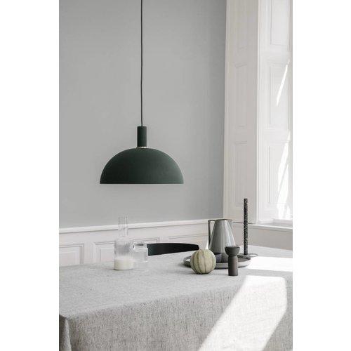 Ferm Living Blend tafelkleed 140x240cm groen