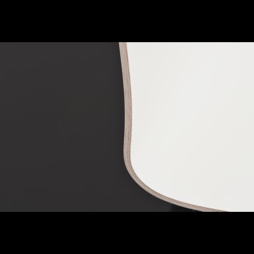 Bolia Beaver eetkamerstoel witte laminaat
