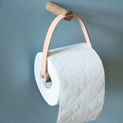 By Wirth Toiletpapierhouder eik natuur