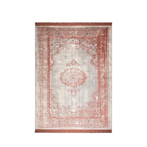 Zuiver Marvel tapijt blush