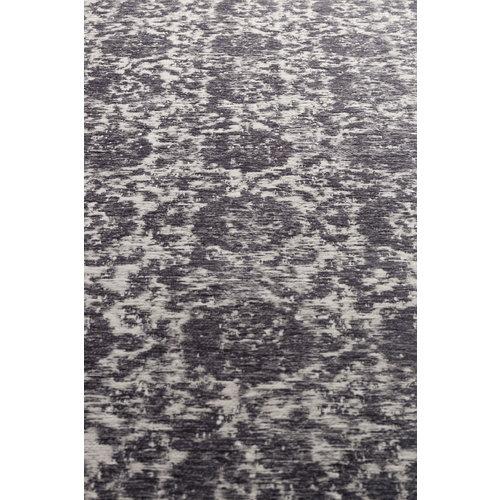 Zuiver Malva tapijt donkergrijs