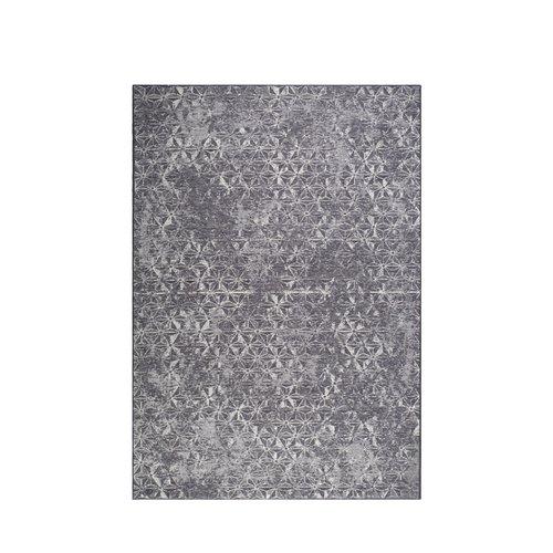 Zuiver Miller tapijt blauw