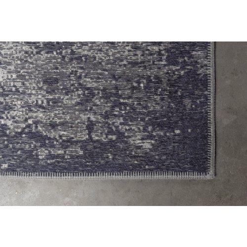 Dutchbone Caruso tapijt verweerd blauw