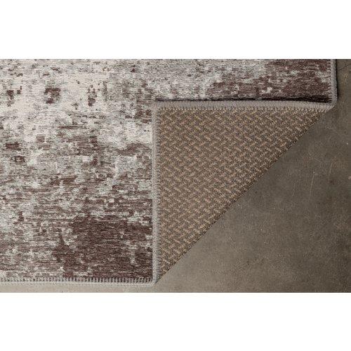 Dutchbone Caruso tapijt verweerd bruin