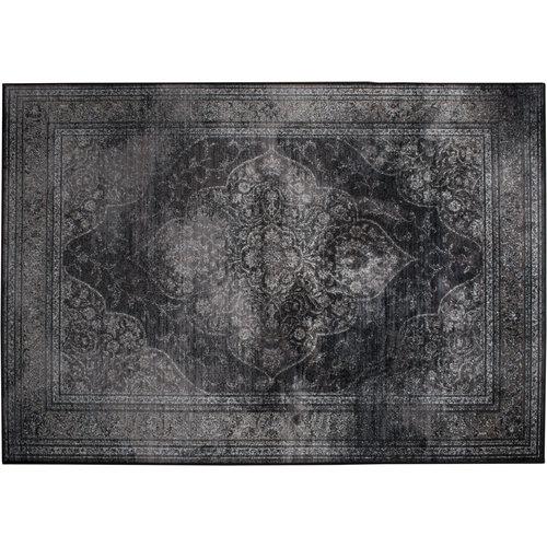 Dutchbone Rugged tapijt dark