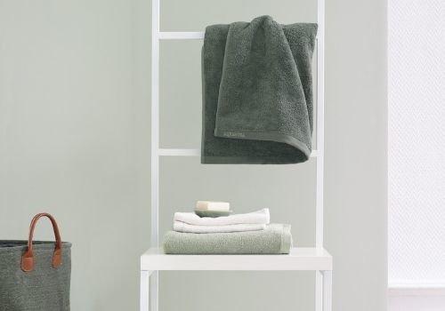 Badhanddoeken en washandjes