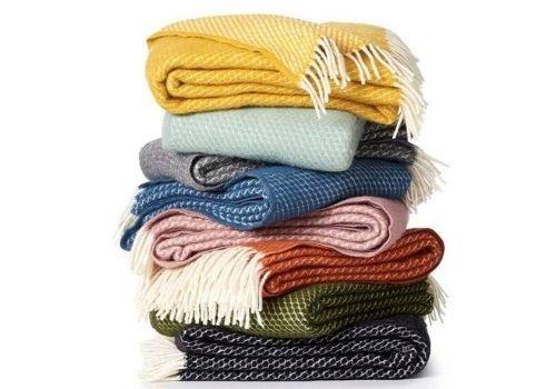 Plaids en dekens