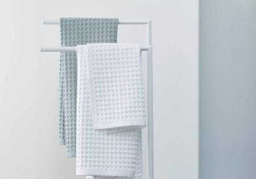 Handdoekhouders en ladders