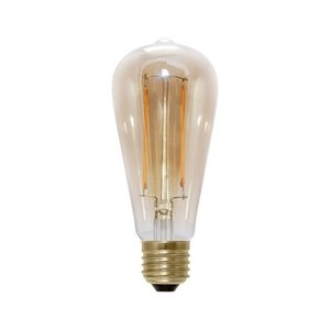 Segula LED lamp rustica gold long style E27 400lm 6W