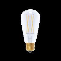 LED Gloeilamp Rustica klaar 470lm E27 6W