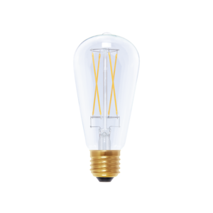 Segula LED lamp rustica klaar E27 470lm 6W
