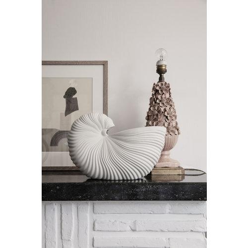 Ferm Living Shell bloempot