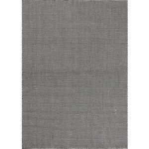 Linie Design Ajo tapijt zwart