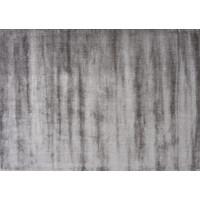 Lucens rond of rechthoekig tapijt grijs