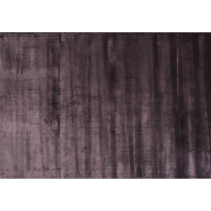 Linie Design Lucens rond en rechthoekig tapijt paars
