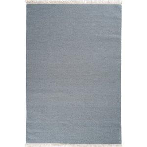 Linie Design Rainbow tapijt teal
