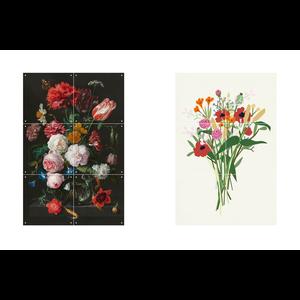 IXXI IXXI Wanddecoratie Gift - Flower Power 40x60cm