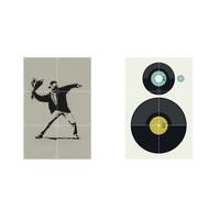 IXXI Wanddecoratie Gift - Urban Icons 40x60cm