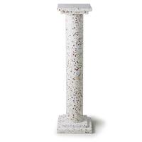 Griekse kolom terrazzo