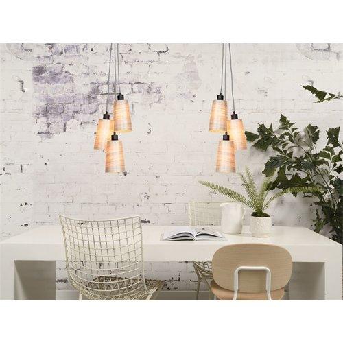 Good & Mojo Sahara hanglamp L Ø 22 x H 40