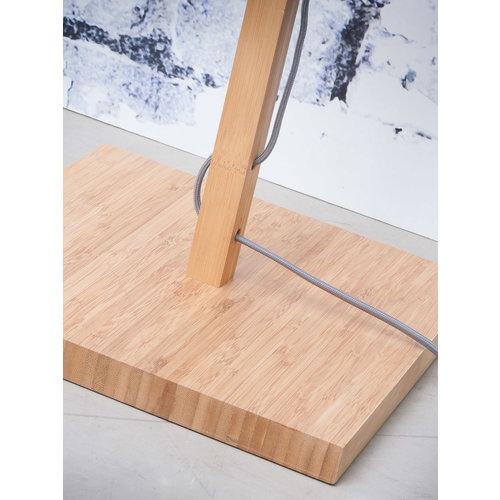 Good & Mojo Fuji vloerlamp bamboe