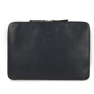 "O My Bag Laptophoes ""15 met rits eco classic zwart"