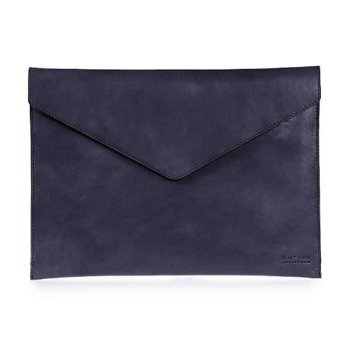 "O My Bag Laptophoes enveloppe 15""  eco classic navy"