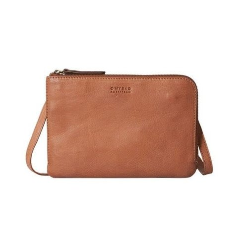 O My Bag Lola soft grain leather wild oak/suède