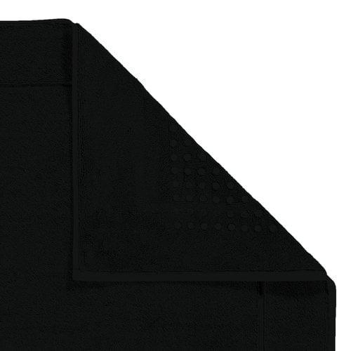 Aquanova London badmat zwart 70 x 120