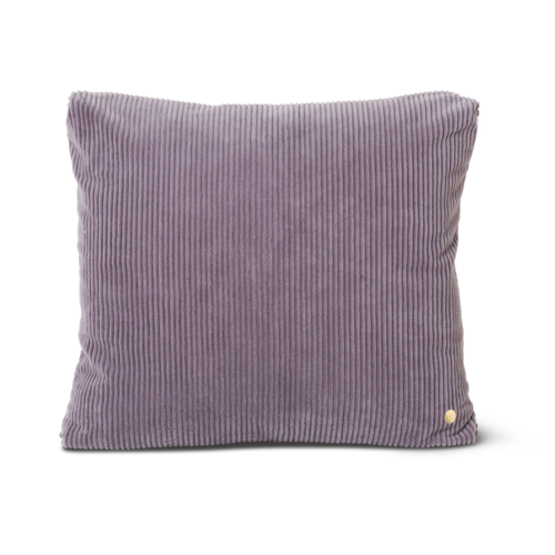 Ferm Living Corduroy kussen lavendel