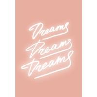 IXXI wanddecoratie - Dreams
