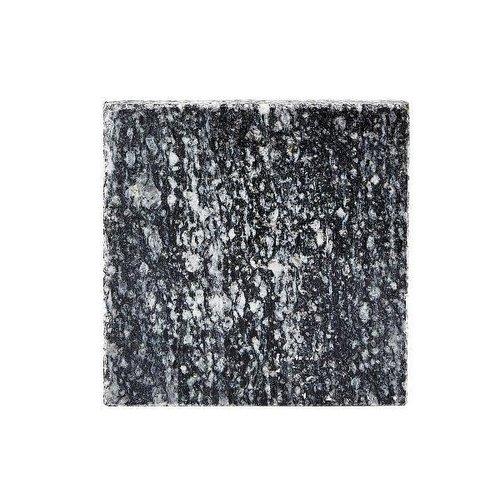 Villa onderzetter zwart graniet