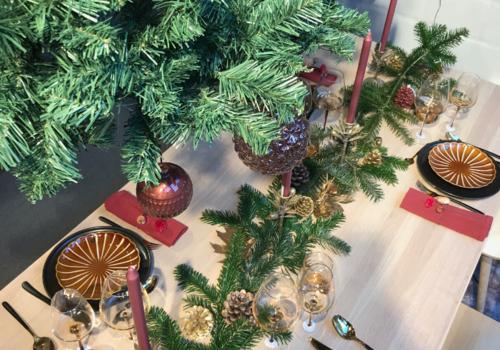 5 tips om je kersttafel te dekken