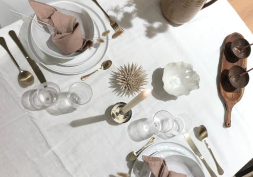 'White Christmas' feesttafel