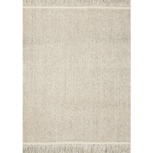 Linie Design Elmo tapijt wit