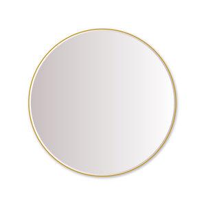 Deknudt Mirrors Hoop spiegel brons M