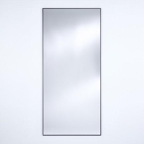 Deknudt Mirrors Lucka spiegel zwart XL