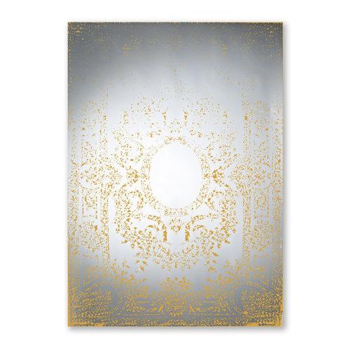 Deknudt Mirrors Oxide spiegel brons