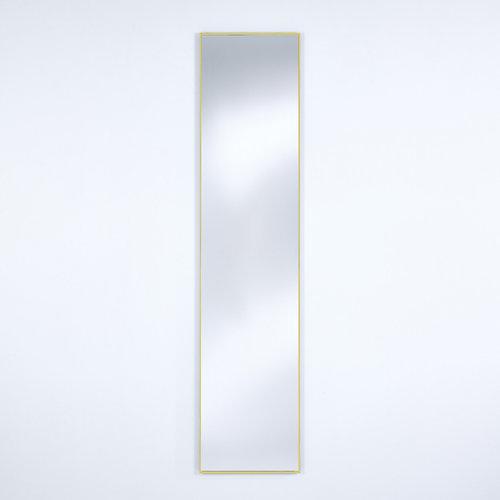 Deknudt Mirrors Lucka frosted hall spiegel goud