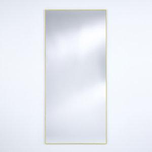Deknudt Mirrors Lucka frosted spiegel goud XL