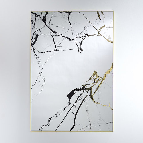 Deknudt Mirrors Marble spiegel